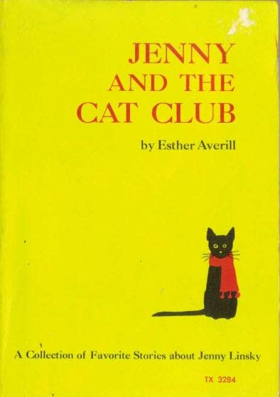 NY Review Children's Collection: Jenny and the Cat Club