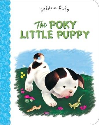 Golden Baby: The Pokey Little Puppy