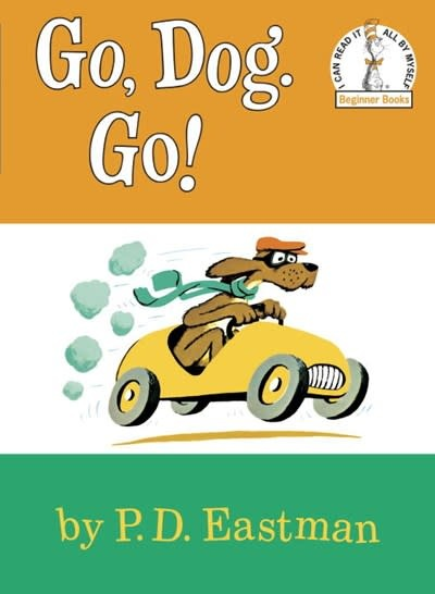 Dr. Seuss Library: Go, Dog. Go!