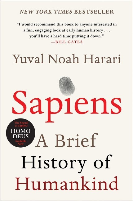 Harper Perennial Sapiens: A Brief History of Humankind