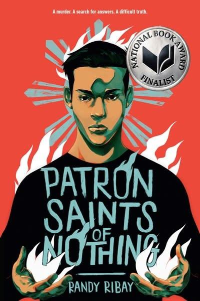 Penguin Books Patron Saints of Nothing