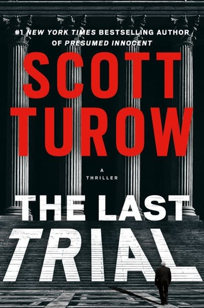 Grand Central Publishing The Last Trial