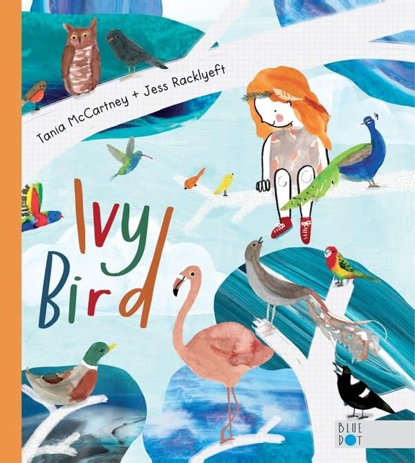 Blue Dot Kids Press Ivy Bird