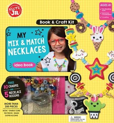 Klutz Jr. My Mix & Match Necklaces