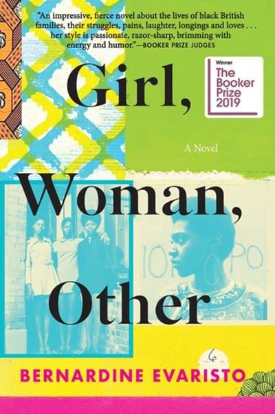 Grove Press Girl, Woman, Other: A novel