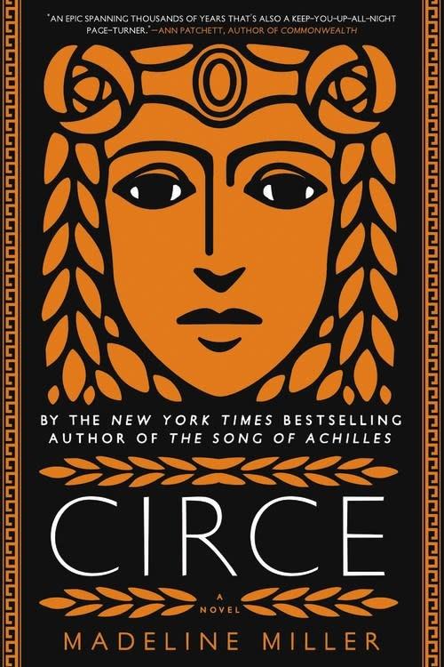 Back Bay Books Circe: A novel