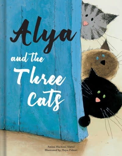 CrackBoom! Books Alya and the Three Cats