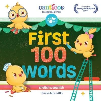Encantos First 100 Words