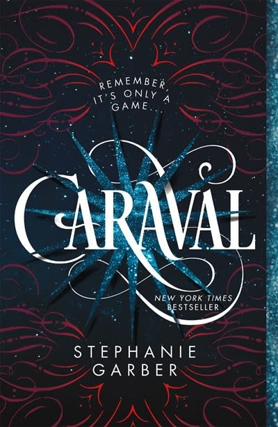 Flatiron Books Caraval
