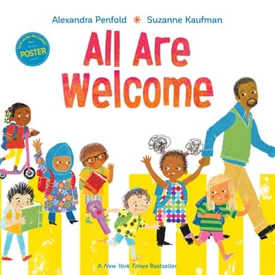 Knopf Books for Young Readers All Are Welcome