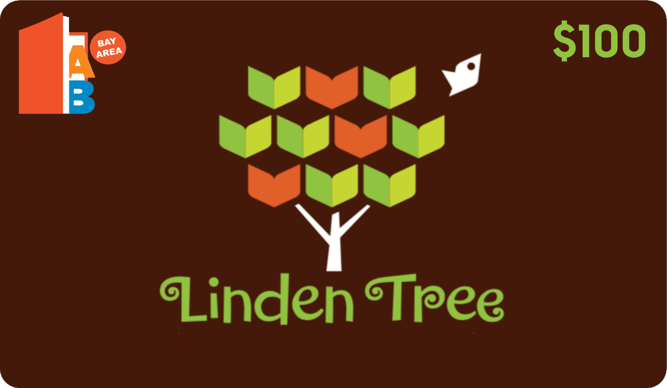 Linden Tree Books $100 Access Books Bay Area Donation