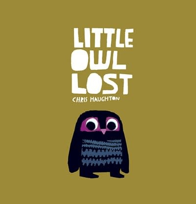 Little Owl Lost (Board Book)