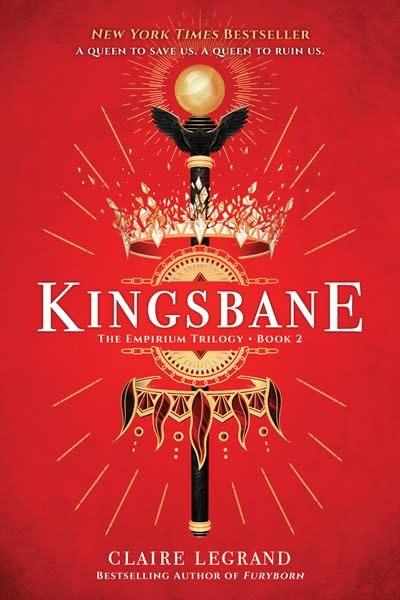 Sourcebooks Fire Kingsbane