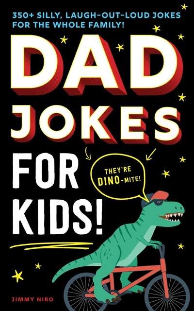 Sourcebooks Wonderland Dad Jokes for Kids