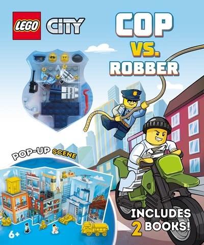 Sourcebooks Wonderland High-Speed Chase: Cop vs. Robber