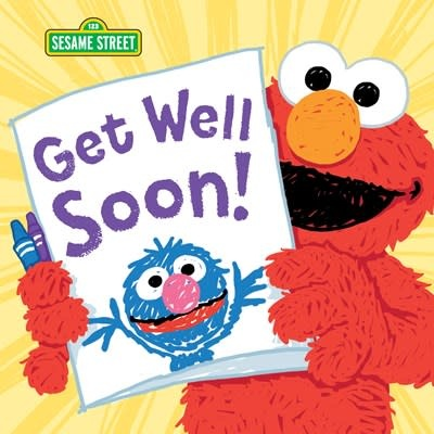 Sourcebooks Wonderland Get Well Soon!