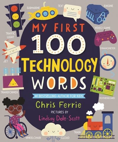 Sourcebooks Explore My First 100 Technology Words