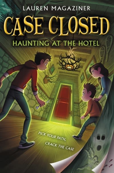 Katherine Tegen Books Case Closed 03 Haunting at the Hotel