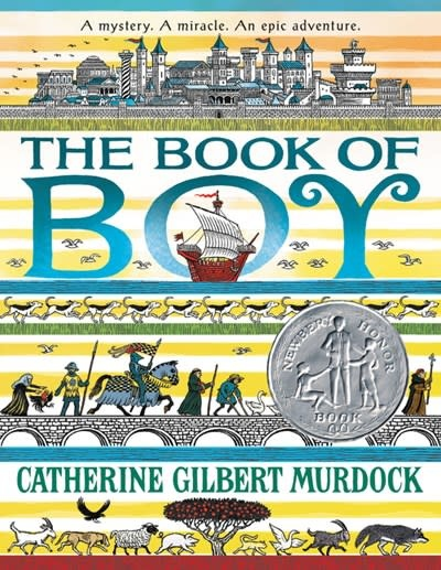 Greenwillow Books The Book of Boy