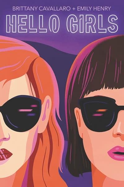 Katherine Tegen Books Hello Girls