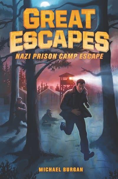 HarperCollins Great Escapes 01 Nazi Prison Camp Escape
