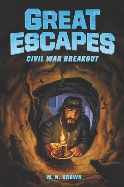 HarperCollins Great Escapes #3: Civil War Breakout