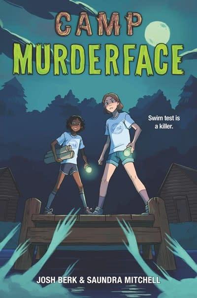 HarperCollins Camp Murderface