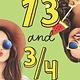 Katherine Tegen Books Friendship List #4: 13 and 3/4