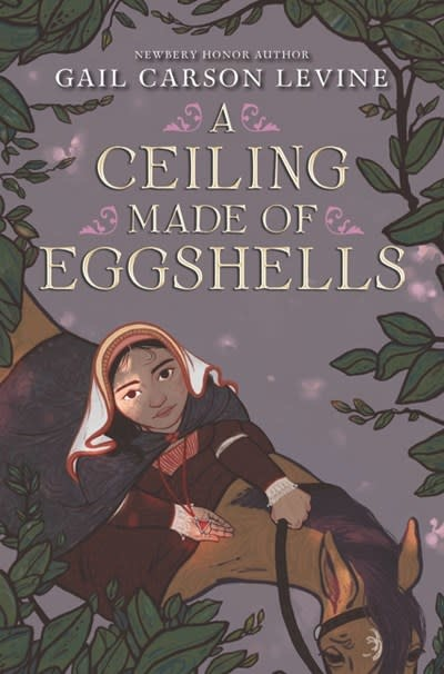 Quill Tree Books A Ceiling Made of Eggshells