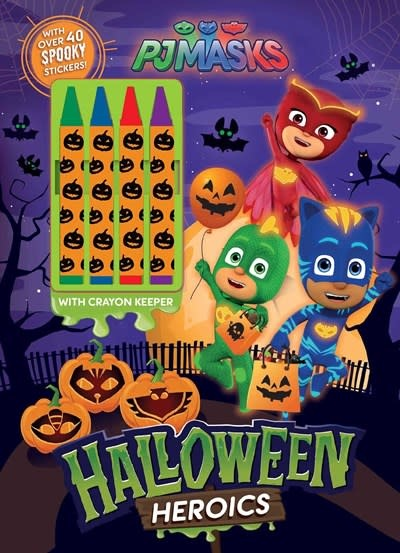 Printers Row PJ Masks: Halloween Heroics