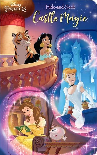 Printers Row Disney Princess: Hide-and-Seek Castle Magic