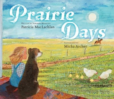 Margaret K. McElderry Books Prairie Days