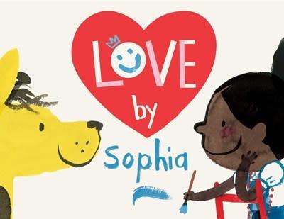 Margaret K. McElderry Books Love by Sophia