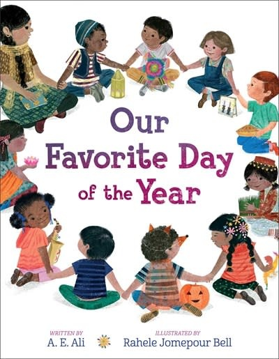 Salaam Reads / Simon & Schuster Books for Young Re Our Favorite Day of the Year