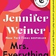 Washington Square Press Mrs. Everything