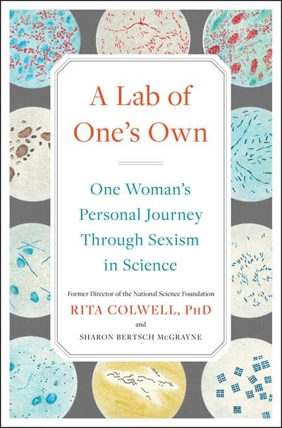 Simon & Schuster A Lab of One's Own: One Woman's Personal Journey Through Sexism in Science