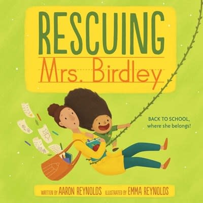 Simon & Schuster Books for Young Readers Rescuing Mrs. Birdley