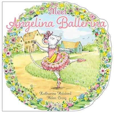Simon Spotlight Meet Angelina Ballerina!