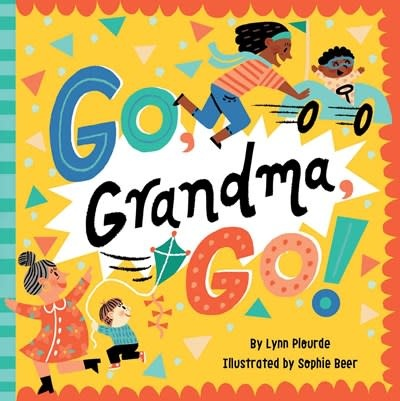 Little Simon Go, Grandma, Go!