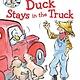 Simon Spotlight Duck Stays in the Truck