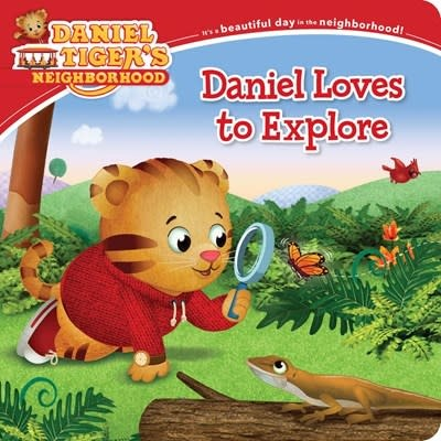 Simon Spotlight Daniel Loves to Explore