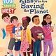 Simon Spotlight Kids Who Are Saving the Planet