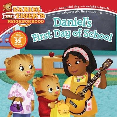 Simon Spotlight Daniel Tiger: First Day of School
