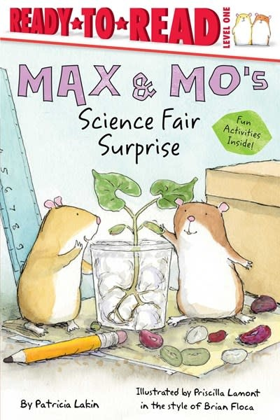 Simon Spotlight Max & Mo's Science Fair Surprise