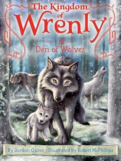 Little Simon Kingdom of Wrenly 15 Den of Wolves