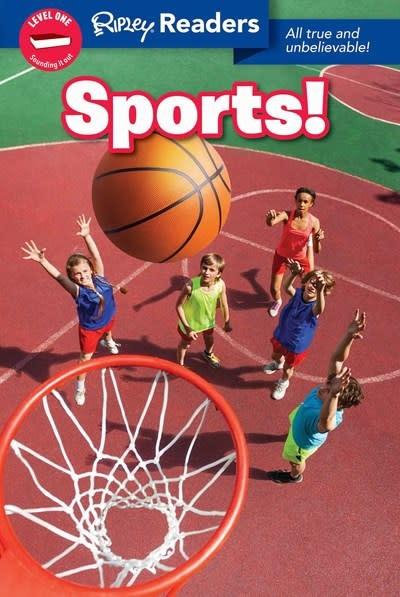 Ripley Publishing Ripley Readers LEVEL1 Sports!