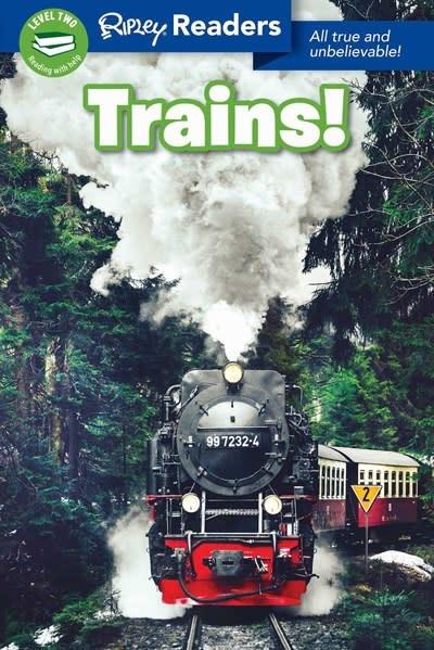 Ripley Publishing Ripley Readers LEVEL2 Trains!