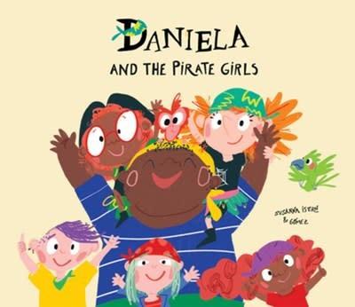 NubeOcho Daniela and the Pirate Girls