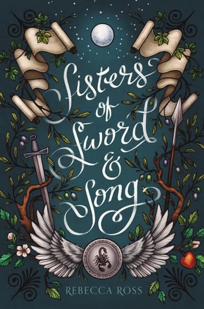 HarperTeen Sisters of Sword and Song