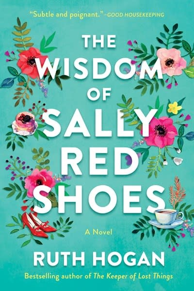 Crooked Lane Books The Wisdom of Sally Red Shoes